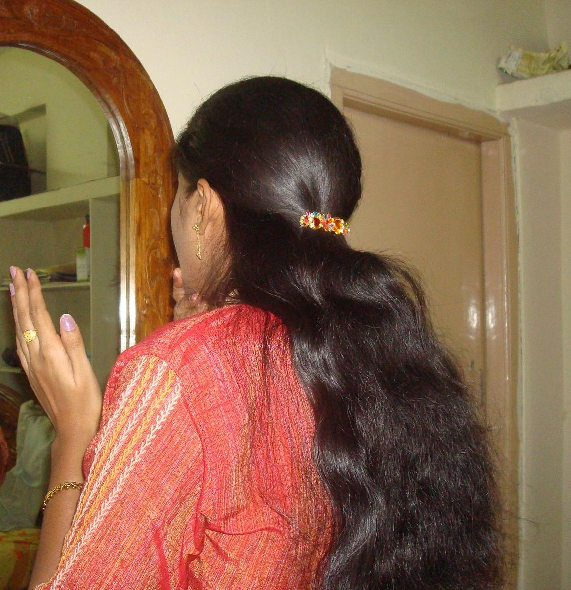 Hair long pic sex