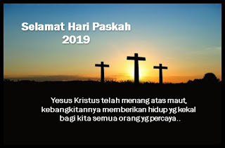 Kartu Ucapan Paskah terbaru 2019