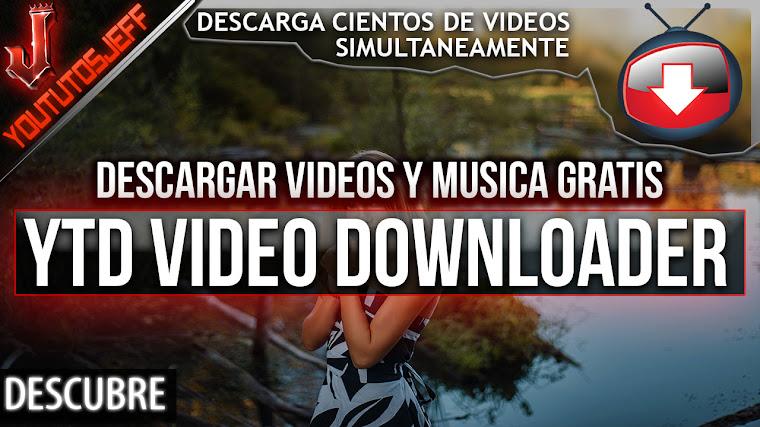 YTD YouTube Video Downloader PRO | Descargar videos y musica GRATIS | FACIL Y RAPIDO