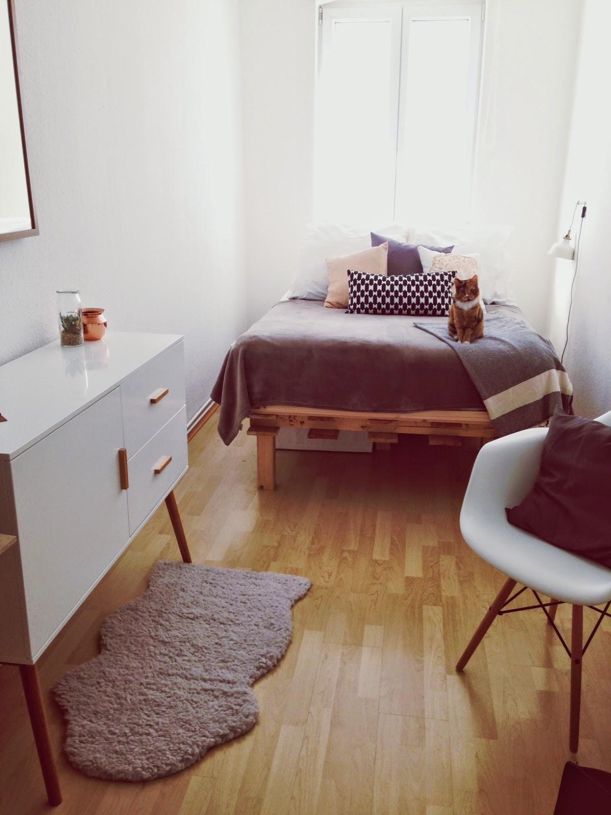 Schlafzimmer makeover [ DIY ] - do it but do it now - Noch ein ...