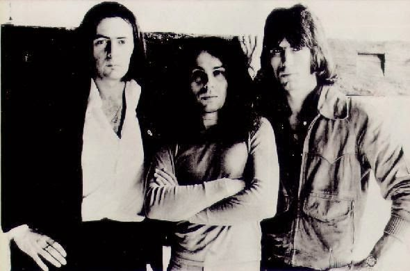Ritchie Blackmore, Ronnie James Dio, Cozy Powell in Rainbow