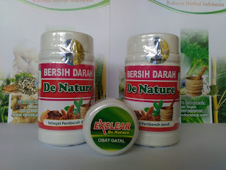 Foto obat herbal eksim dermatitis