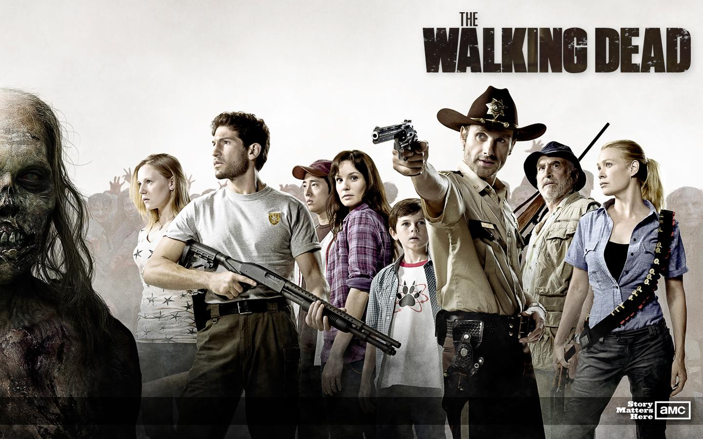 The Walking Dead is a television drama series developed by Frank ...