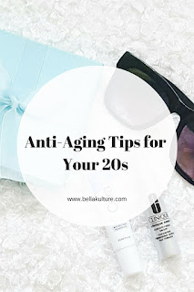 Anti-Aging Tips for Your 20s
