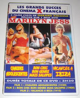 Marilyn Jess – Vacances a Ibiza (1982)