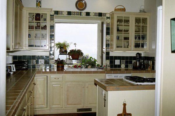 Classy Kitchen Windows Ideas 8