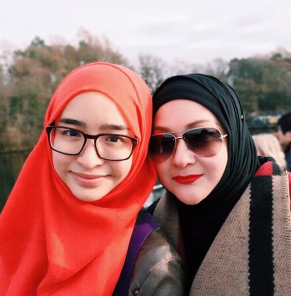 (GAMBAR) Terkini Anak Ziela Jalil Yang Tidak Pernah Dilihat Di Media Sosial!