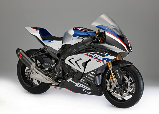 2017 BMW HP4 Race Specs and Price