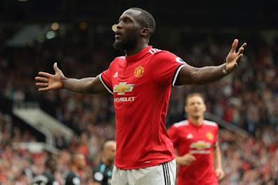 Lukaku breaks Manchester United record