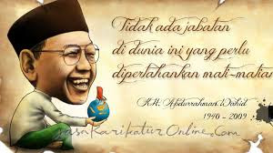 Kumpulan 9 Quotes Bijak dari Gus Dur yang Bisa Ubah Dunia