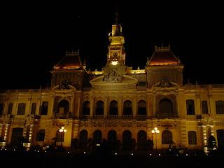 Ayuntamiento de Saigón (Ciudad de Ho Chi Minh)