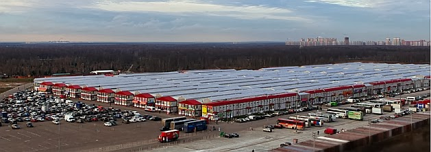 ec3977bca59b Рынки и торговые центры  Центр оптовой торговли «Международный»