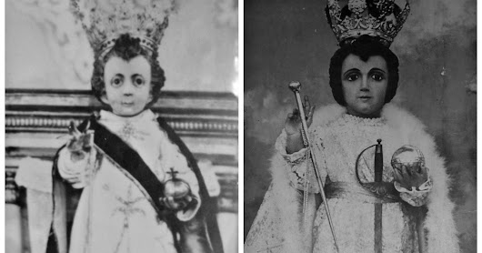 MIRACLES ATTRIBUTED TO THE SANTO NINO OF TERNATE (AND SOME ANECDOTES)