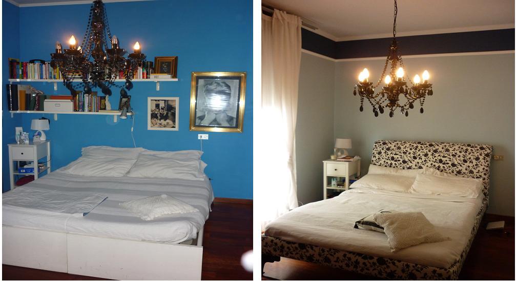Astenersi no perditempo primadopo camera da letto