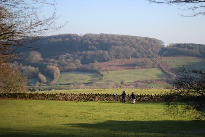 The Kymin, Wye Valley