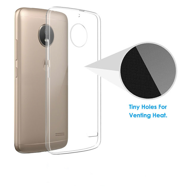 Ốp lưng Motorola Moto E4 silicone dẻo