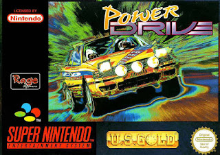 Power Drive (BR) [ SNES ]