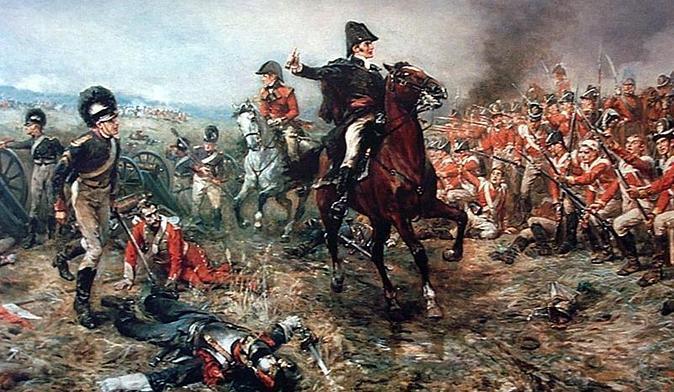 Resultado de imagen para Fotos de la batalla entre los ejércitos prusianos y franceses reaccionarios.
