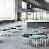 OFM Hex Stools