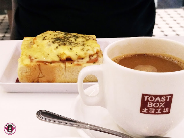 Toast Box: Magical Food, Amazing Homelike Ambience