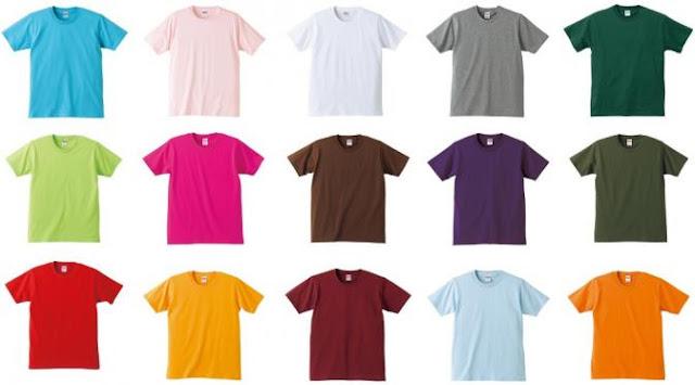 Berbagai Jenis Warna Baju Yang Membuat Anda Lebih Cantik Dan Tampan