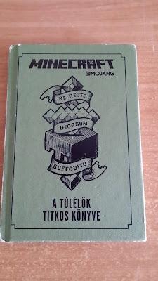 Minecraft:A túlélők titkos könyve