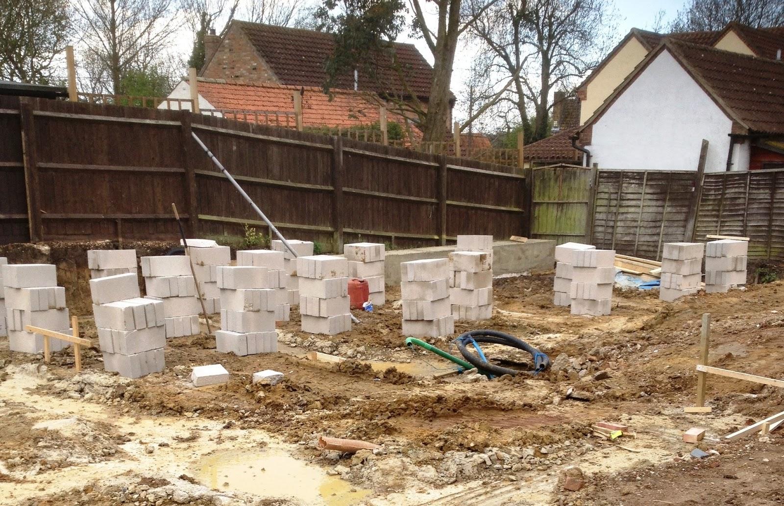 Riseley Eco Cottage Blocks