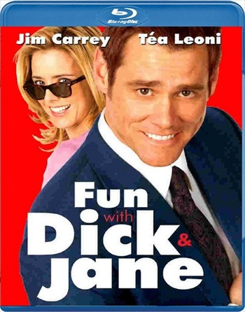 Fun With Dick And Jane 2005 Dual Audio Hindi 720p BluRay 700mb