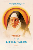 The Little Hours Poster Aubrey Plaza