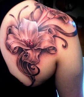 52+ Most Beautiful Flower Tattoos For Men & Women