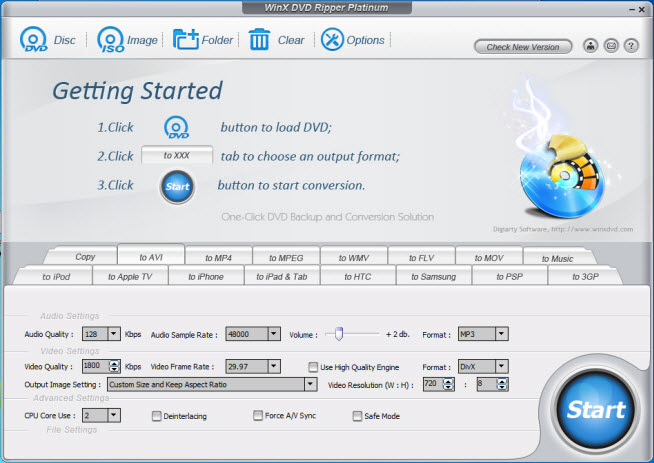 Thrifty and Frugal Living: {Guest Post:} WinX DVD Ripper