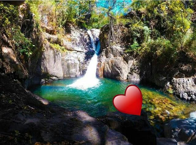 Cascada Jawakta, Chiriquí, Panamá