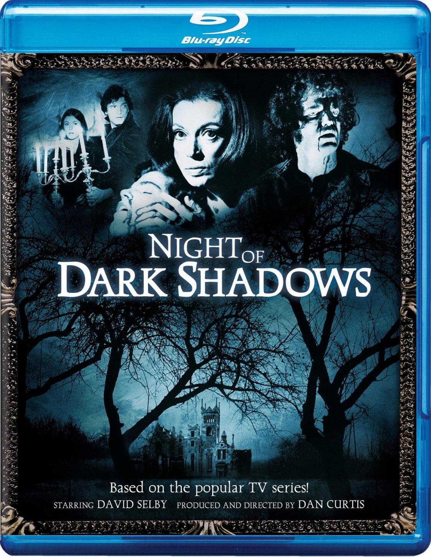 Night of Dark Shadows [1971] [BD25] [Español]