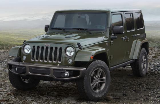 Jeep Wrangler JL Specs, Change, Redesign, Engine Power, Price, Release Date (2016 Model)