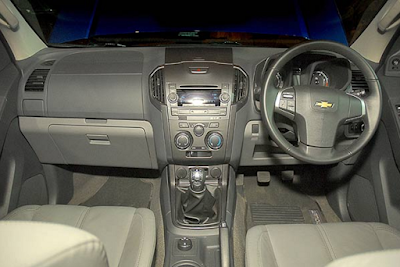 Interior Chevrolet Colorado