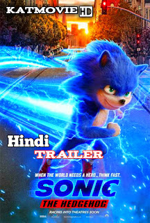 Sonic The Hedgehog (HINDI) – Fan Dubbed Trailer | hindi