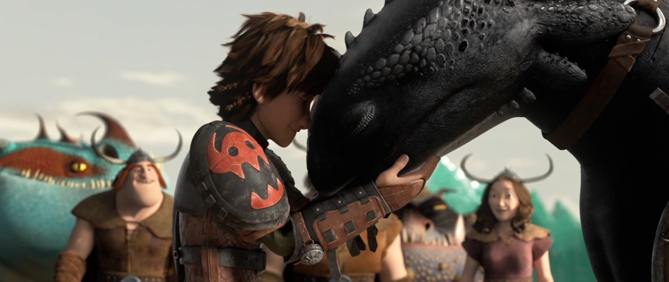 Character Breakdown Hiccup Haddock From How To Train Your -5784