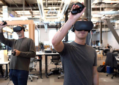 Wow! Facebook Owner Mark Zuckerberg Gives Details About The Future Of VR at Oculus Connect