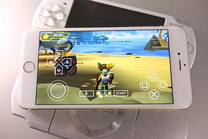 Cara Bermain Games PSP di Android, iOS dan PC