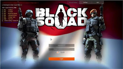 Black Squad Gameciter