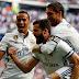 Real Madrid aplastó a Sevilla y acaricia el título