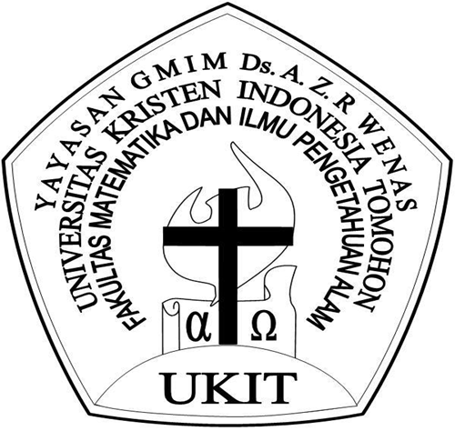 logo hitam putih fmipa ukit