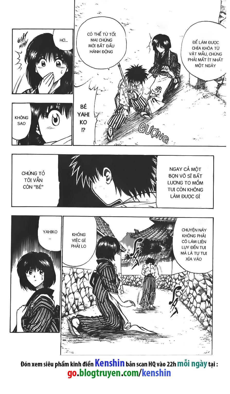 Rurouni Kenshin chap 32 trang 13