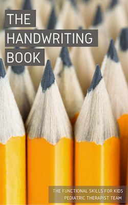 The Handwriting Book for parents, teachers, and therapists