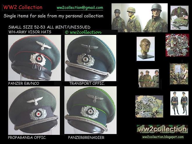 WW2 Collection, History World War II 1939-1945, German WW2 Military