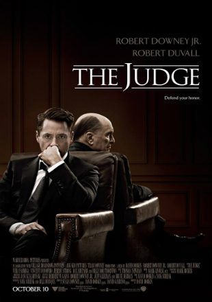 The Judge 2014 Full English Movie Download BRRip 720p ESub