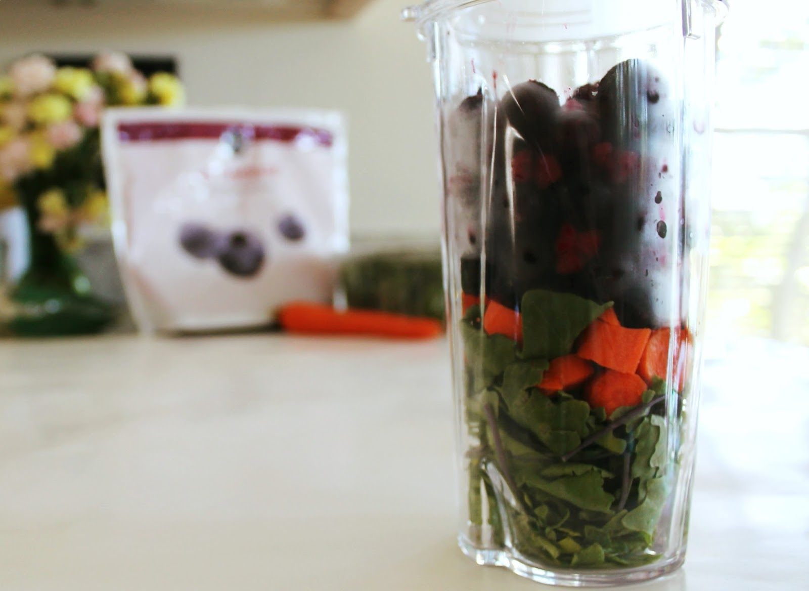 Blueberry Kale Smoothie Recipe, green smoothies, healthy smoothies, kale smoothie, blueberry smoothie, smoothie recipes