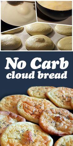 No Carb Cloud Bread