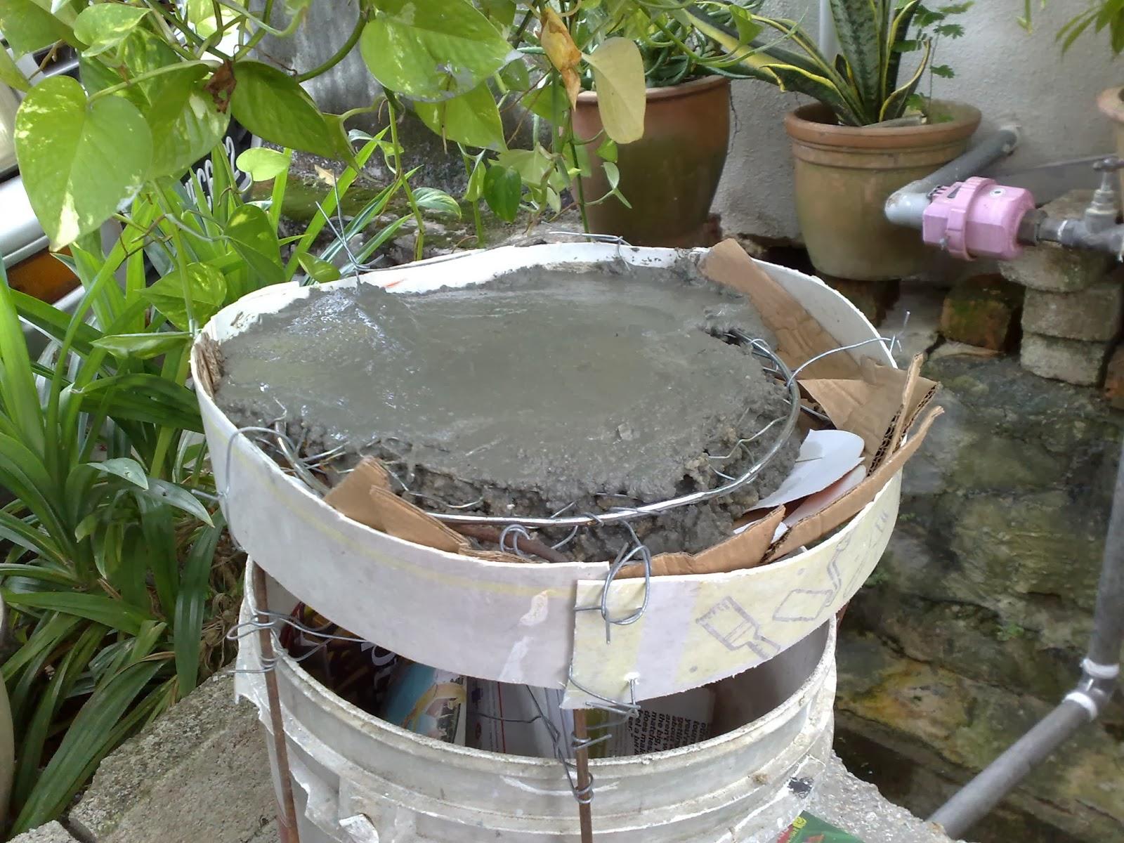 Francis Junction Diy Ferro Cement Owl Garden Stool