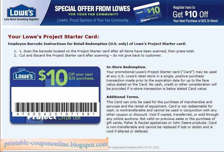 Snag 10% - 20% off your Lowe's with a coupon on eBay! Savings hack! Snag an instant 10% Lowe's coupon on eBay (usually for about $1-$5) and take 10% off on your current Lowe's purchase. Here's how: Click View Details below, and follow the link.